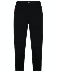 Bigdude Water Repellent Walking Pants Black