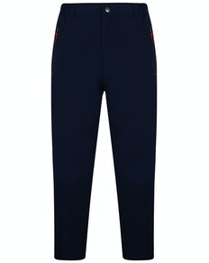 Bigdude Water Repellent Walking Pants Navy