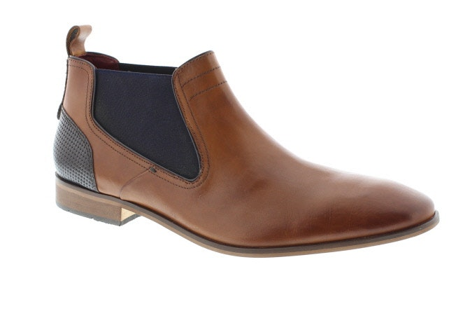 POD Odessa Ankle Boot Cognac