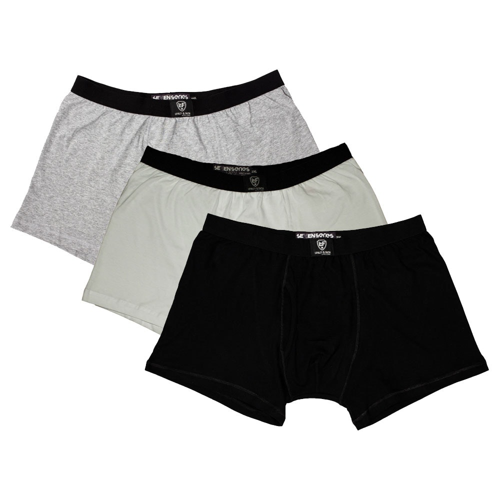 Loyalty & Faith Madison 3 Pack Boxers