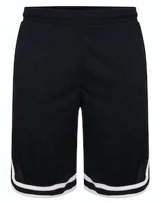 Bigdude Performance Shorts Black