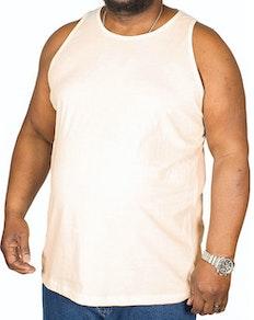 Bigdude Plain Vest Pale Pink