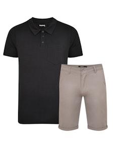 Bigdude Polo Shirt & Shorts Bundle 2