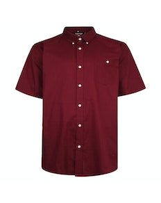 Espionage Oxford Shirt Wine