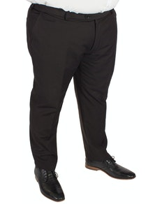 Skopes Superfine Twill Trousers Black