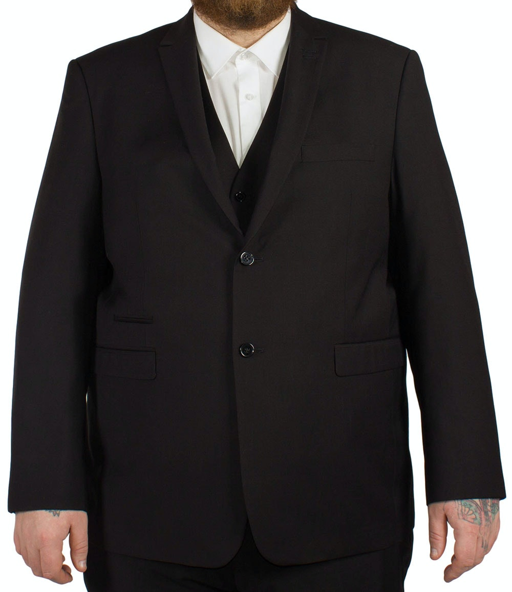 Skopes Superfine Twill Jacket- Black