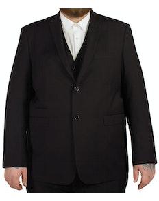 Skopes Superfine Twill Jacket- Black