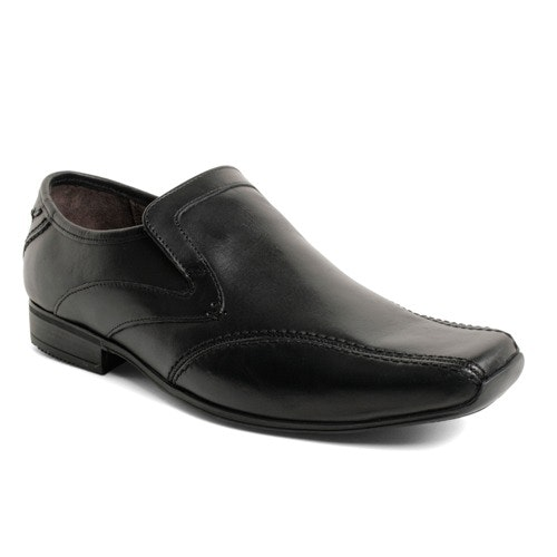 Base London Sphere Excel Black Shoes