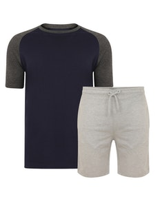 Bigdude T-Shirt & Shorts Bundle 1