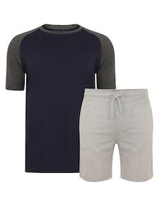 Bigdude T-Shirt & Shorts Bundle 1 Tall
