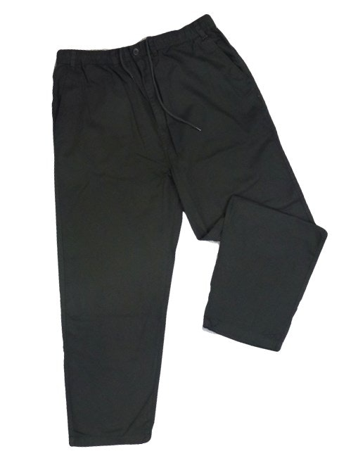 Espionage Black Rugby Trousers