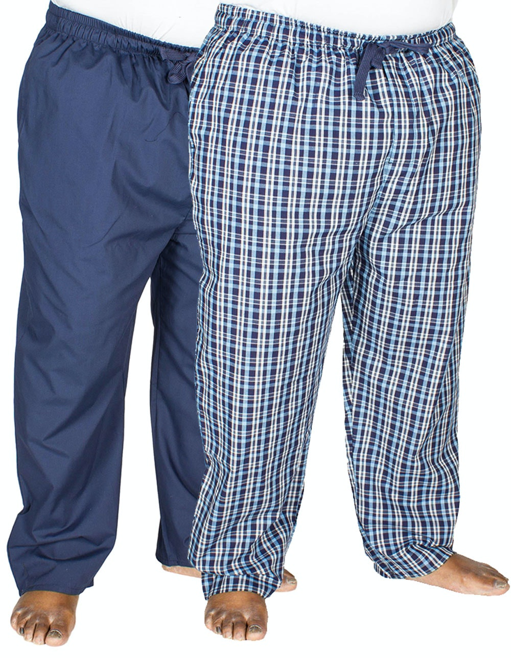 Espionage Twin Pack Pyjama Trousers Navy