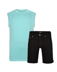 Bigdude Vest & Shorts Bundle 1