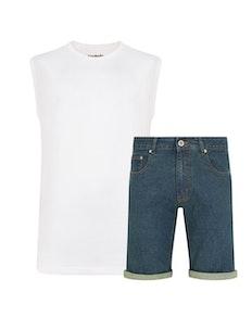 Bigdude Vest & Shorts Bundle 2