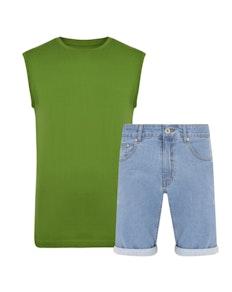 Bigdude Vest & Shorts Bundle 3 Tall