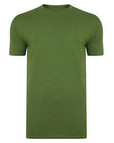 Bigdude Vintage Marl Slub T-Shirt Desert Cactus