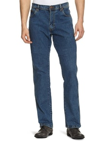 Wrangler Texas Stretch Stonewash Jeans Tall