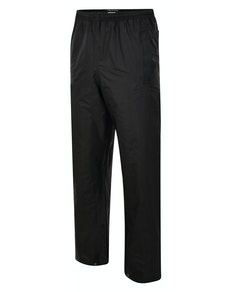 Bigdude Waterproof Trousers Black