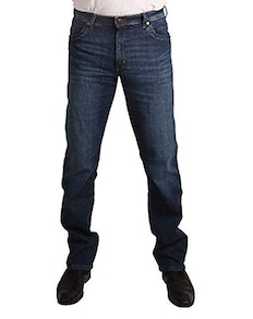Wrangler Texas Stretch Night Break Jeans Tall
