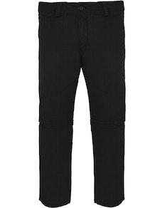 Bigdude Zip Off Walk Pants Black
